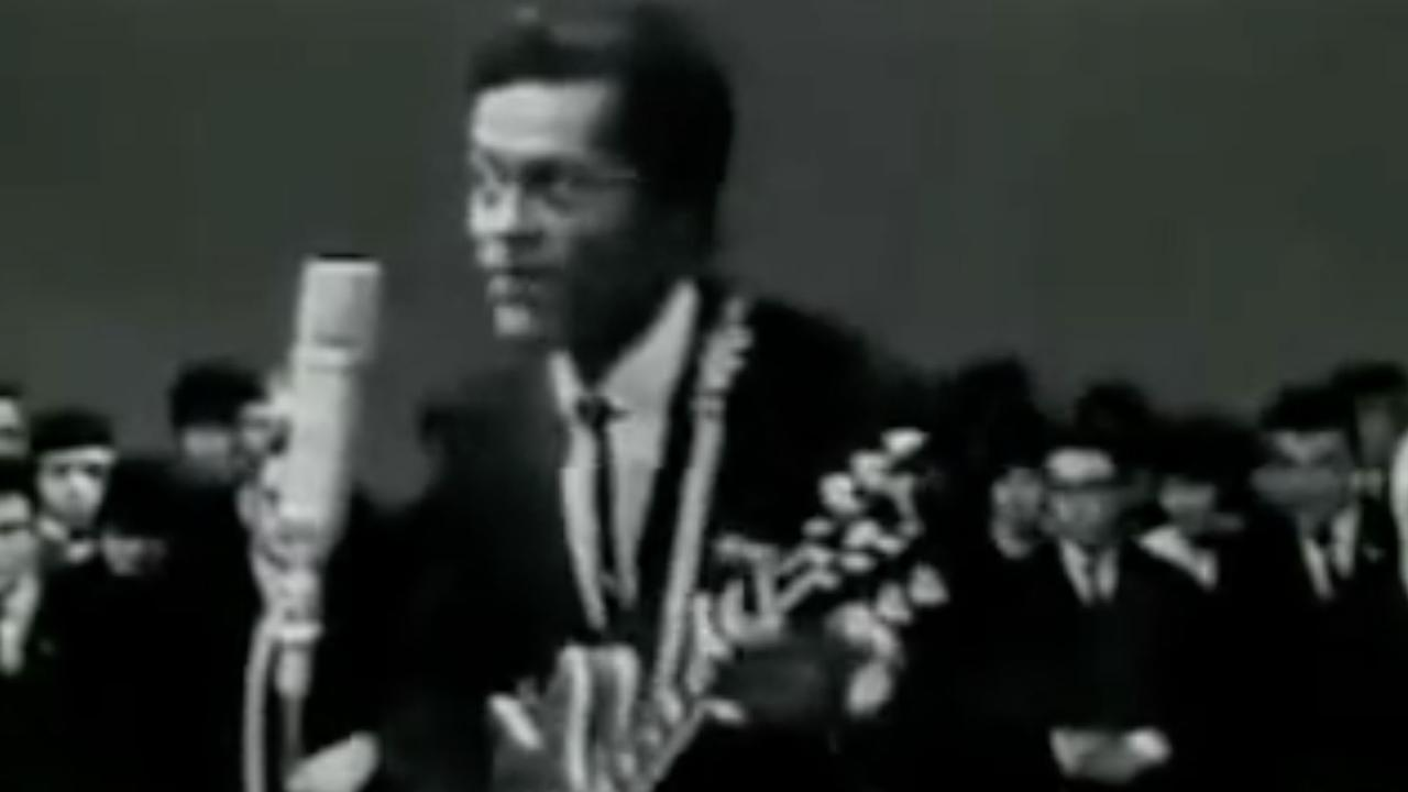 Chuck Berry - Maybellene (live)