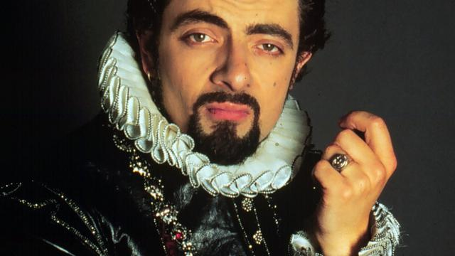 Rowan Atkinson teleurgesteld dat Russische Blackadder er nooit kwam