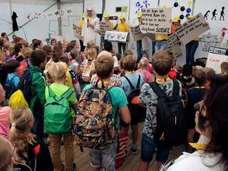 290 kinderen sluiten aan bij kindervakantiespel