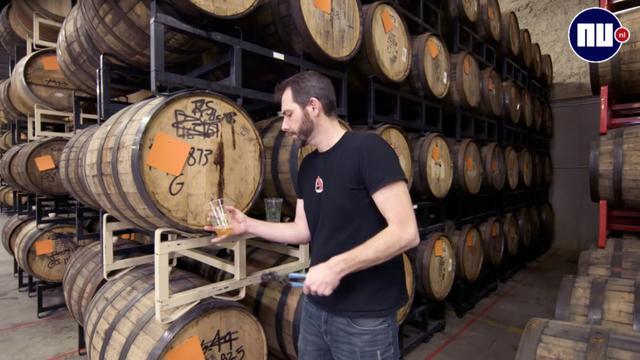 Brouwer maakt biertjes die 1.100 jaar geleden werden gedronken