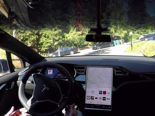 Self-Driving Capability zou aanvankelijk pas eind dit jaar op de markt komen