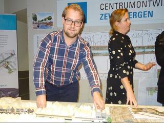 Architect Thijs van Tetering bouwt met oog voor detail