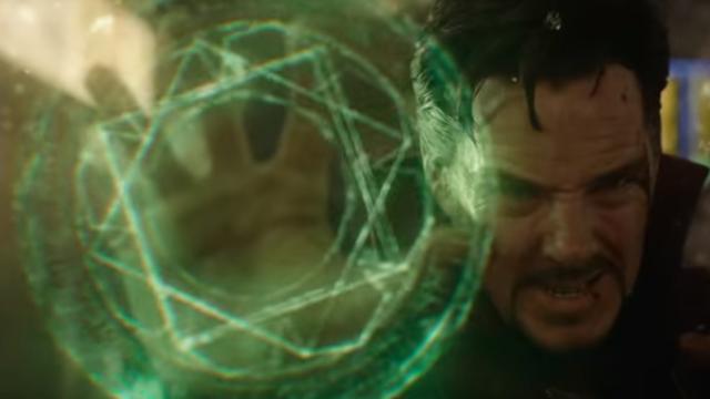 Nieuwe trailer - Doctor Strange