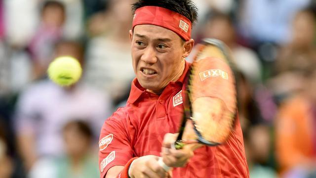 Nishikori plaatst zich als vijfde voor ATP World Tour Finals