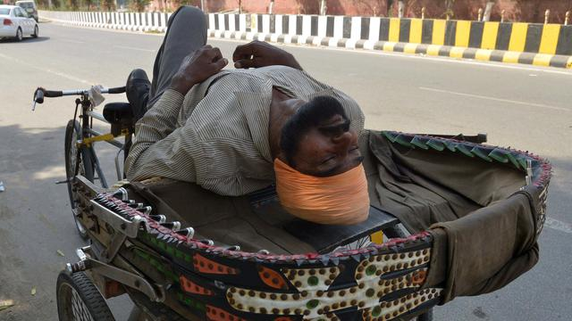 India registreert hitterecord van 51 graden