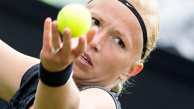 'Krajicek mist Australian Open en Fed Cup door blessure'