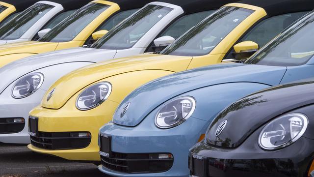Volkswagen treft schikking met Amerikaanse autodealers