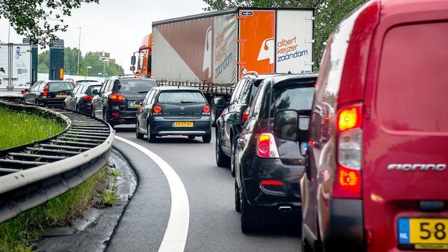 Aantal auto's in Nederland gestegen naar bijna acht miljoen
