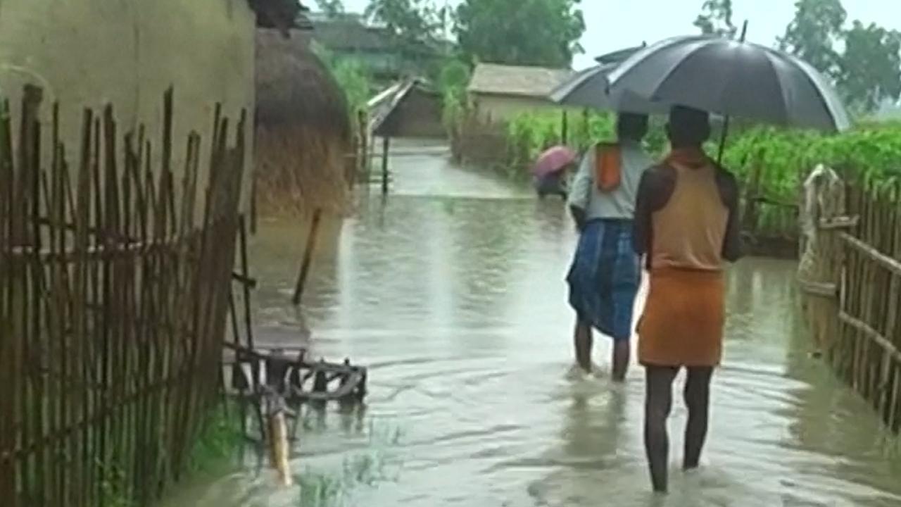 Tientallen doden door hevige regenval in Nepal