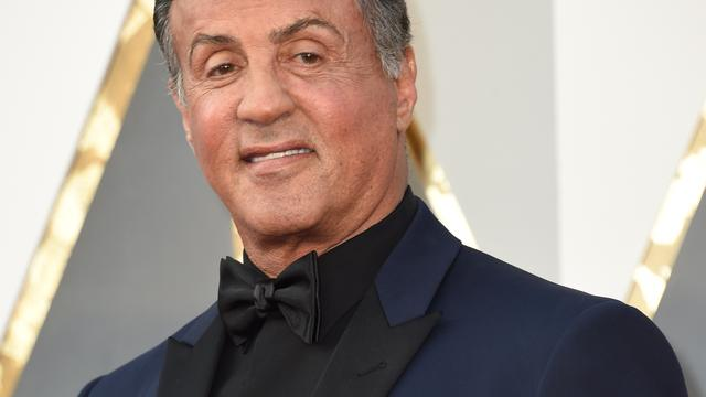 Halfbroer Sylvester Stallone gewond na aanval