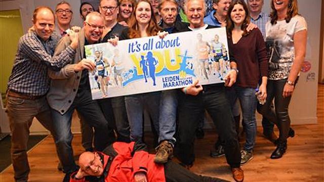 Leiden Marathon zoekt nog vrijwilligers