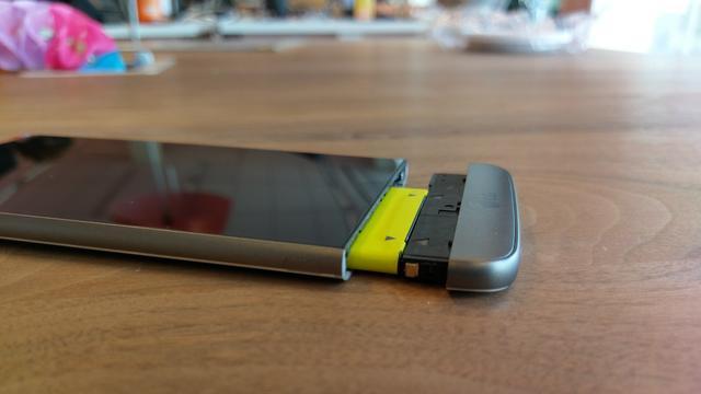 LG blijft modulaire smartphones maken