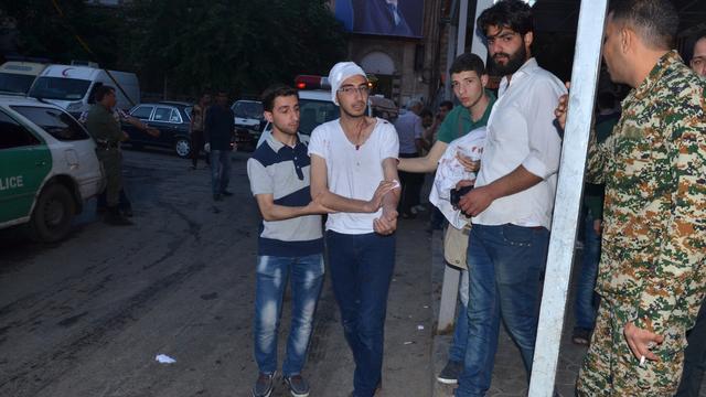 Doden bij aanval op ziekenhuis in Aleppo