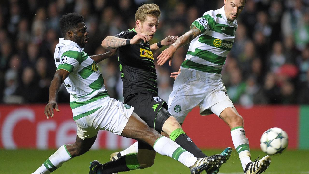 Samenvatting Celtic-Borussia Mönchengladbach (0-2)