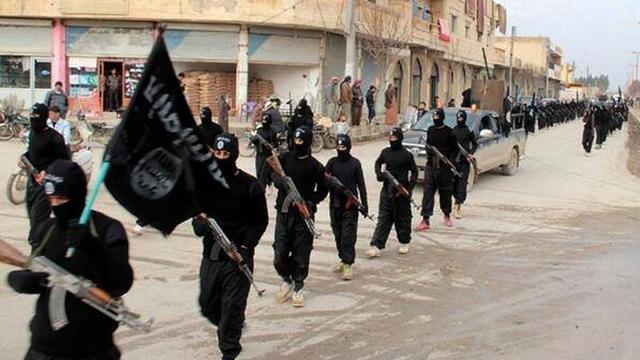 'IS-kalifaat afgelopen jaar flink gekrompen'