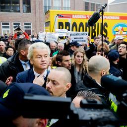 Eerder al twee leden uit beveiligingsteam Wilders geschorst