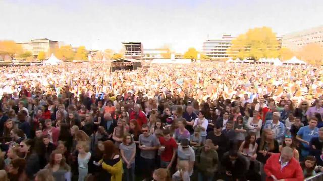 Livestream: Bevrijdingsfestival Overijssel