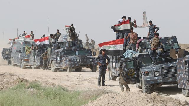VN waarschuwt voor vluchtende burgers in Fallujah