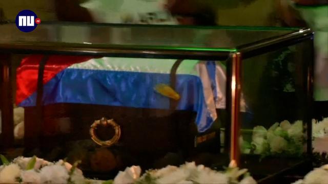 As van oud-leider Fidel Castro bijna in Santiago