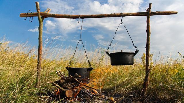 Zo wordt koken op de camping een eitje