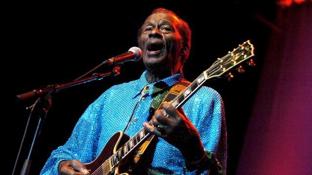 Chuck Berry krijgt openbaar afscheid