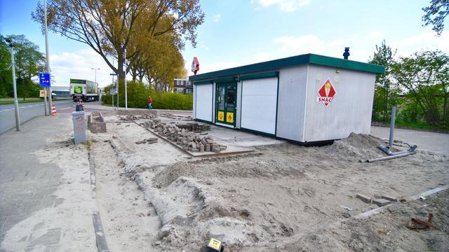 Snackbar De Haven verplaatst naar nieuwe locatie