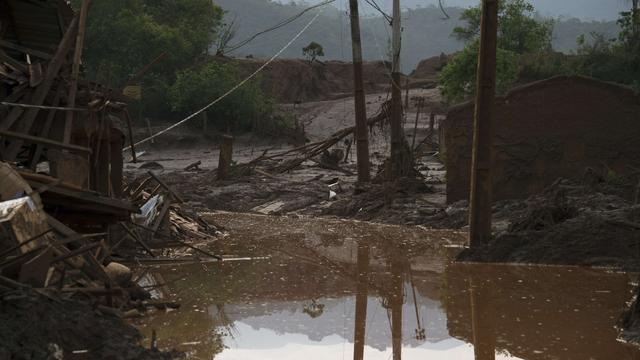 Brazilië krijgt miljarden van mijnbedrijf om dambreuk