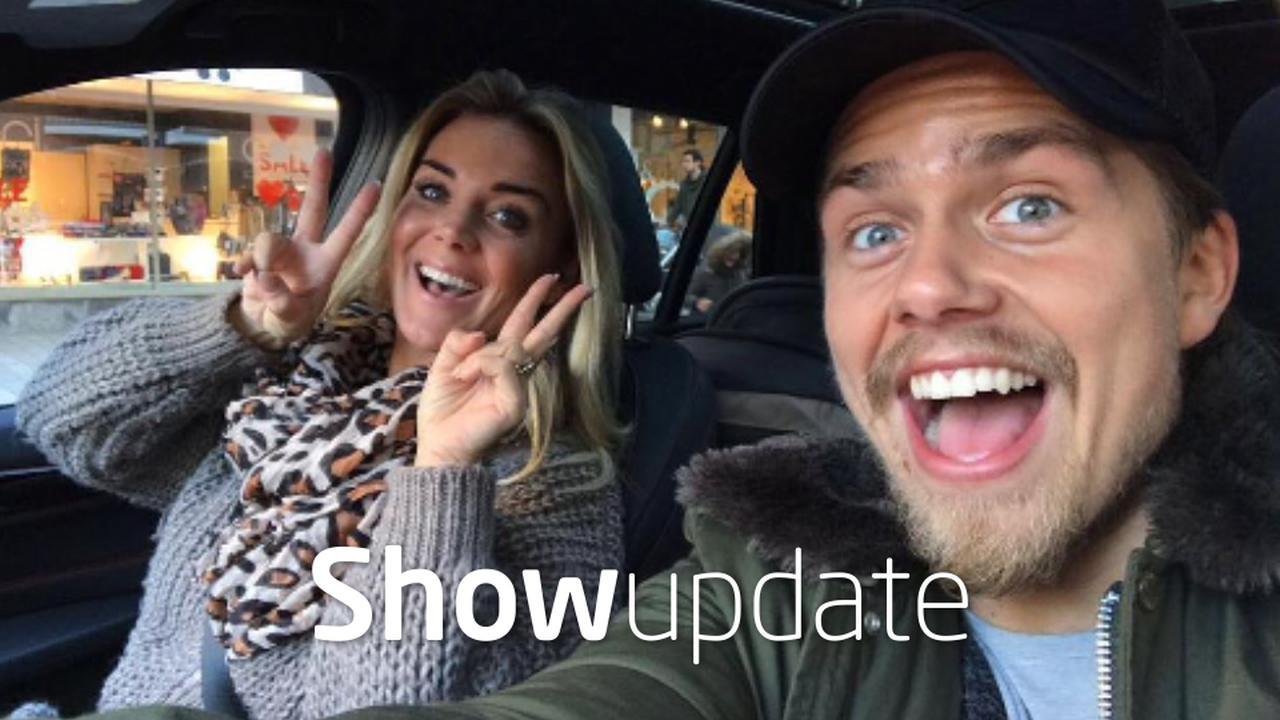 Show Update: André Hazes en Monique op date!