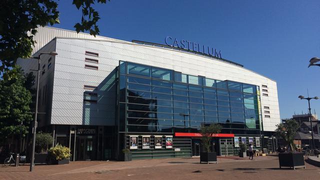 Theater Castellum en Parktheater worden poppodia