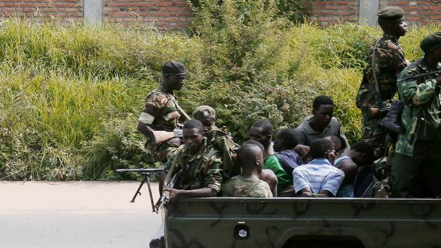 VN vreest voor burgeroorlog in Burundi