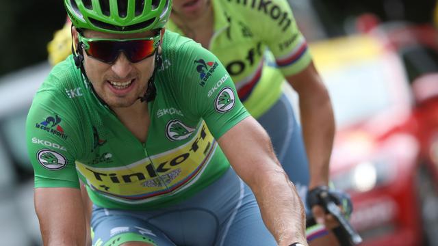 Sagan verkozen tot meest strijdlustige renner in Tour