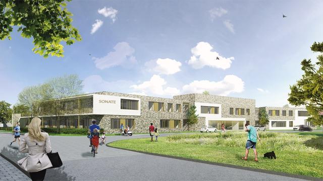 Nieuwe Brede school Grauwe Polder gaat Sonate heten