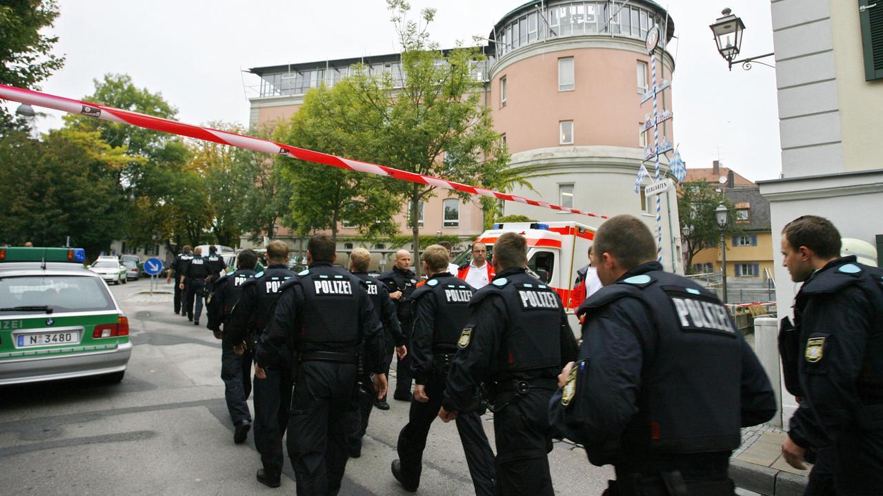 Dader aanslag Ansbach werd door onbekend persoon beïnvloed