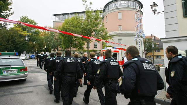'Daders Ansbach en Würzburg stonden in contact met IS'