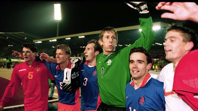 Nederlands elftal wacht al negentien jaar op winst tegen België