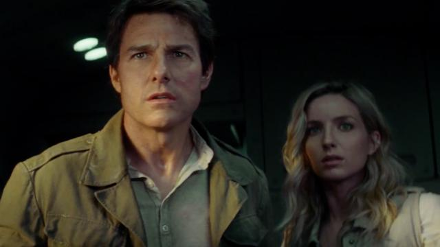 Bekijk hier de trailer van The Mummy met Tom Cruise