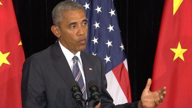 Obama bekritiseert houding Rusland ten opzichte van Syrië