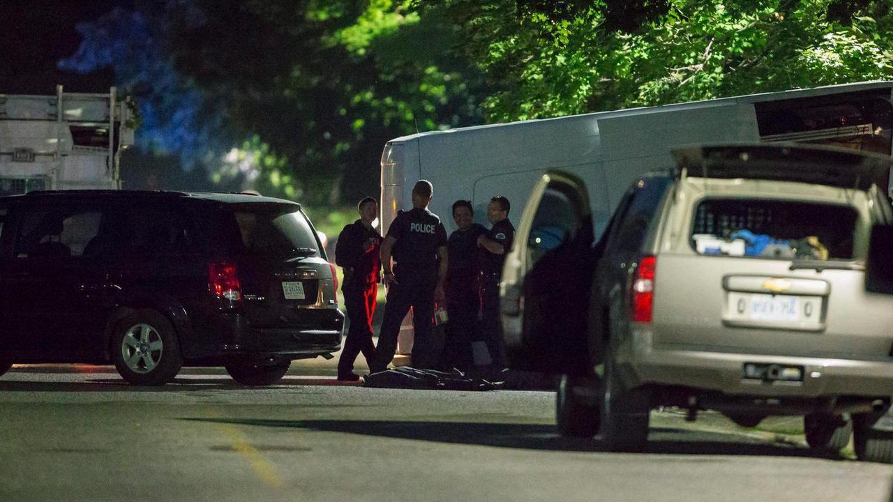 Politie in Canada schiet terreurverdachte dood