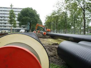Ennatuurlijk houdt zaterdag 10 december open dag bij haar warmtepompstation- en back-upcentrale in Breda