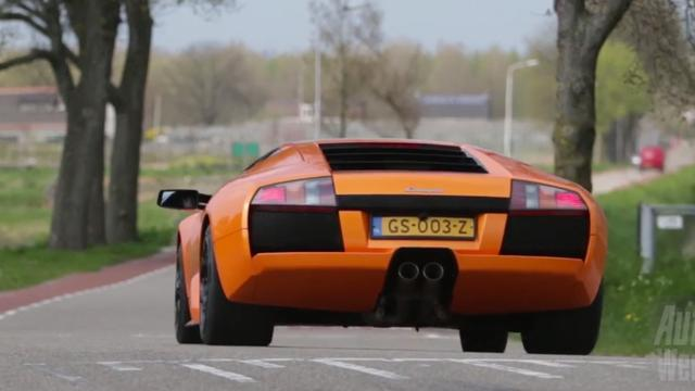 Zo bevalt een tweedehands Lamborghini Murcielago