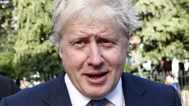 Boris Johnson geen kandidaat voor premierschap