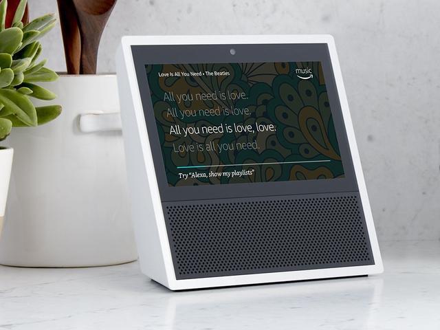 'Facebook werkt aan slimme speaker met groot scherm'