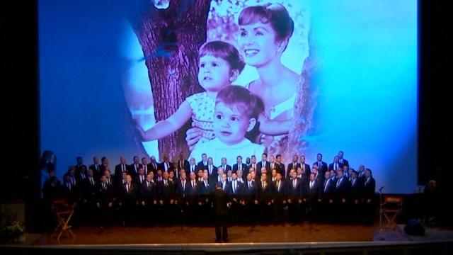 Famillie, vrienden en fans herdenken Debbie Reynolds en Carrie Fisher