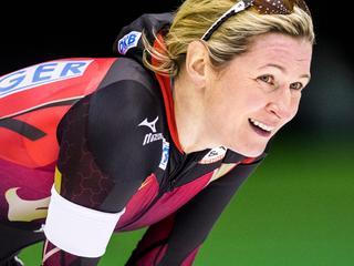 Meervoudig olympisch kampioene wint alle afstanden in Berlijn