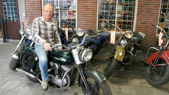 Oudste Harley-Davidson-dealer Benelux stopt ermee