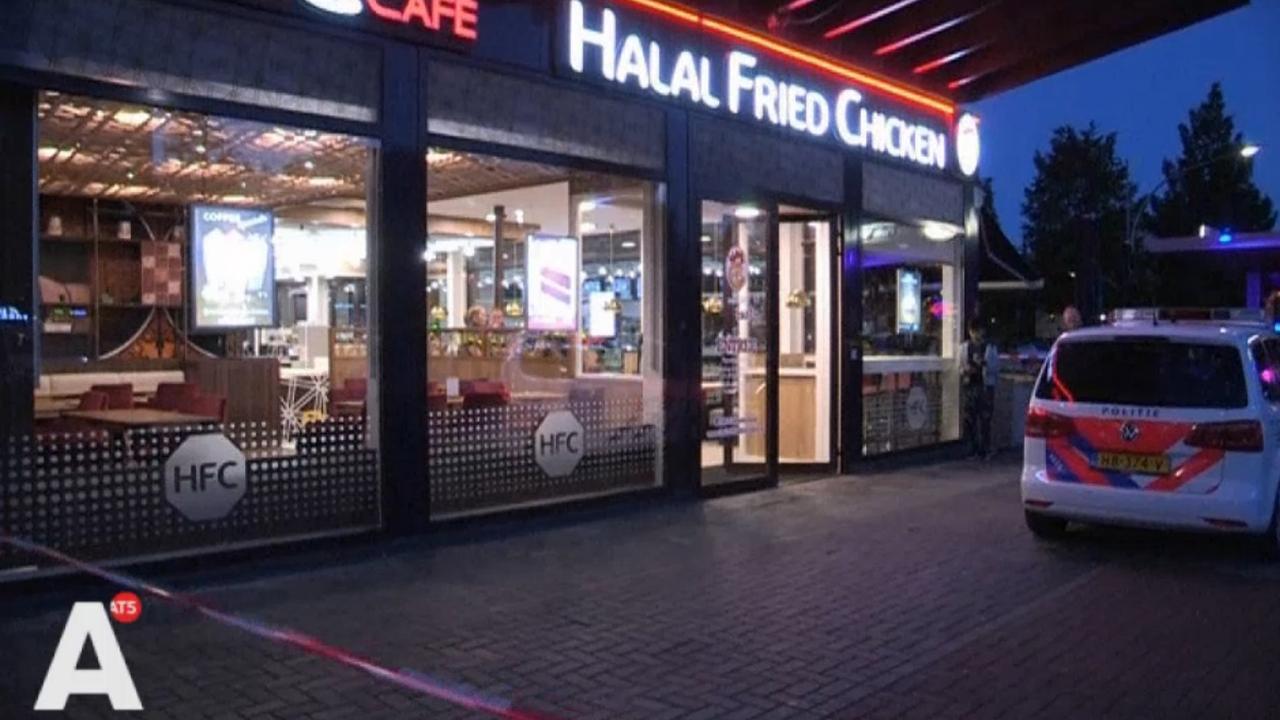 Opschudding bij Halal Fried Chicken
