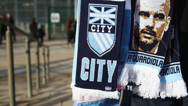Guardiola in voorbereiding met nieuwe club City tegen United
