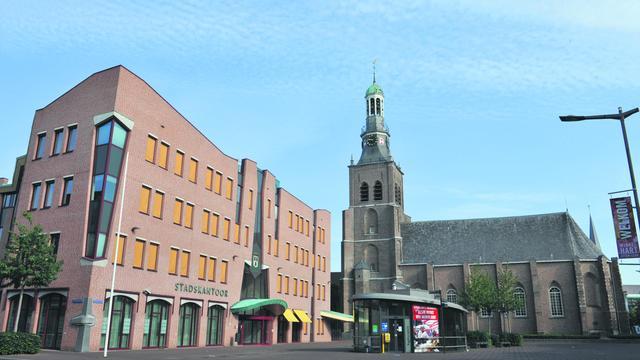 Open dag gemeente Etten-Leur en hulpverleners