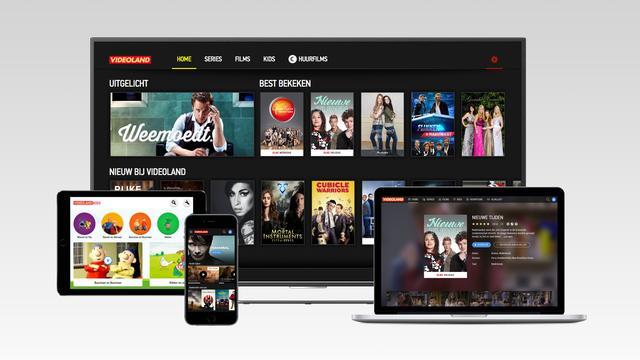 Streamingdienst Videoland maakt video's offline beschikbaar