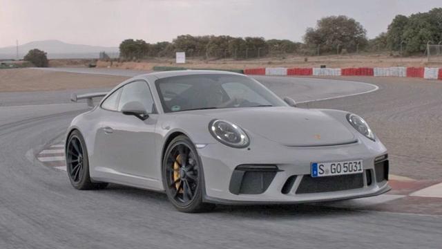 Eerste Rijtest Porsche 911 GT3: Cupracer voor de openbare weg